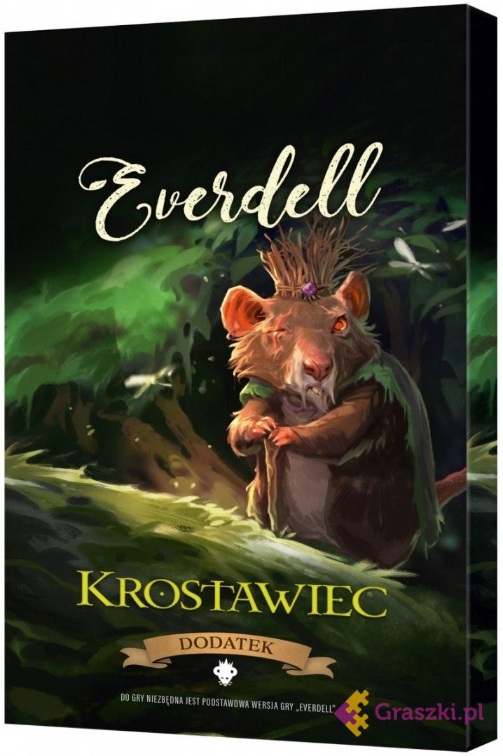 Everdell: Krostawiec | Rebel // darmowa dostawa od 249.99 zł // wysyłka do 24 godzin! // odbiór osobisty w Opolu